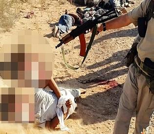 hromedia ISIS militants slaughter 85 more members of Iraqi tribe arab uprising2