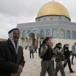 Israeli police clash with Palestinians as tensions rise in Jerusalem