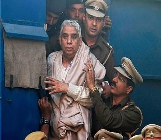 hromedia Police search Indian guru's ashram after arrest intl. news4