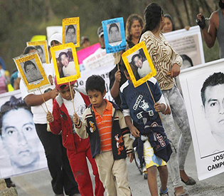 Mexico says evidence proves missing students were incinerated6