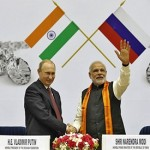 Modi to Putin – Russia to stay India's top defense partner