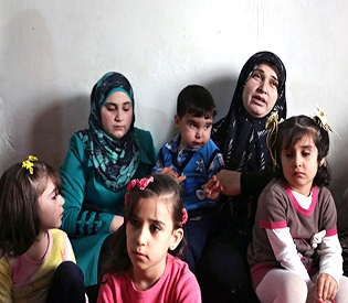 Syrian family moves from war to new world - Uruguay