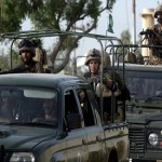 Pakistani army says airstrikes, gun battle kill 55 militants