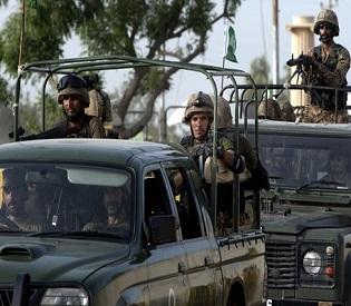 hromedia Pakistani army says airstrikes, gun battle kill 55 militants intl. news3