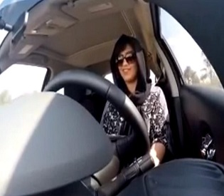 hromedia Saudi women detained for driving referred to terrorism court arab uprising2