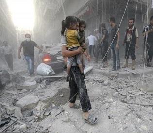 hromedia Syrian civil war enters New Year more fragmented than ever arab uprising2