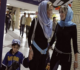 hromedia Iran rejects controversial new hijab law women's rights2