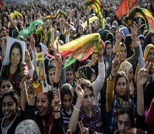 hromedia Kurds launch new offensive against ISIS after retaking Syria's Kobane arab uprising2