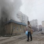 Ukraine rebels announce new offensive as deadly shelling kills 30