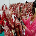191 Indian couples tie the knot at Ahmadabad mass wedding ceremony