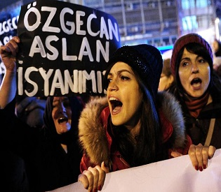 hromedia Anger grows in Turkey over student's murder as 3 arrested eu news3