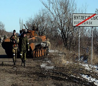 hromedia At least 90 Ukrainian troops captured, 82 missing in Debaltseve eu news3