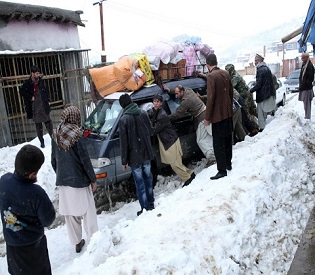 hromedia Death toll from Afghan avalanches 'exceeds 200' intl. news4