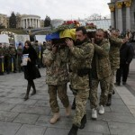 Fighting intensifies as Ukraine lost five more soldiers in past 24 hours