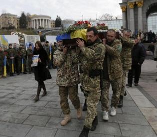 hromedia Fighting intensifies as Ukraine lost five more soldiers in past 24 hours eu news3