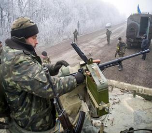 hromedia Heavy shelling hits Ukraine town where rebels reject ceasefire eu news3