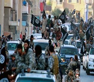hromedia US-led air strikes target Isis militants who captured 220 Christians arab uprising2