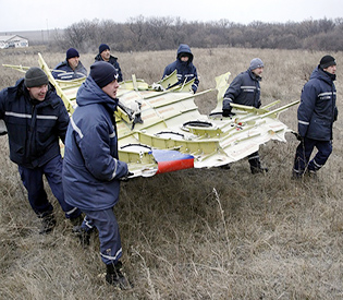 Malaysian Airlines flight MH17 wreckage removal from crash site