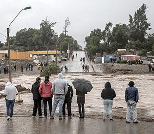 Flooding in Chilean desert region kills at least three