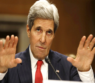 Kerry presses Iran as nuclear deadline looms