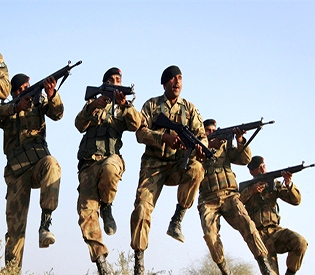 Pakistan says 80 militants killed in heavy Khyber clashes
