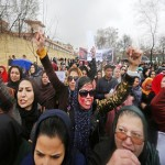 Thousands protest woman's mob killing in Afghan capital