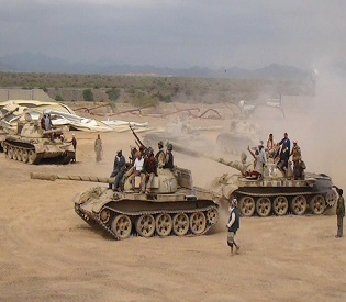 hromedia Arab League to discuss military action in Yemen arab uprising2