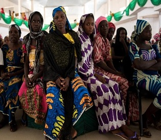 hromedia Boko Haram abducts more than 400 women and children in Nigerian town intl. news3