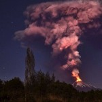 Chile volcano eruption spews ash and lava, forcing thousands to evacuate