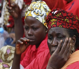 hromedia Fear, sexual violence, kidnapping, life for women under Boko Haram intl. news3