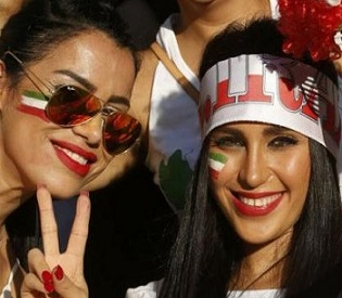 hromedia Foreign women, but not locals, may get stadium nod in Iran intl. news2
