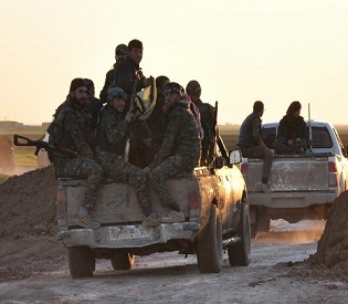 hromedia German woman fighter dead in Kurd-IS clashes in Syria arab uprising2