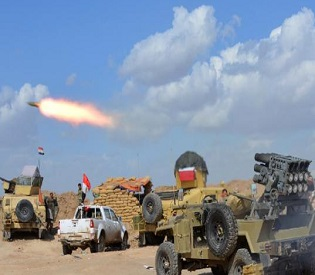 hromedia Iraq forces face IS resistance but US says Tikrit will fall arab uprising3