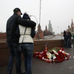 Two suspects held over murder of Kremlin critic Boris Nemtsov
