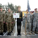 300 US troops in Ukraine to train Ukrainian forces- US Army
