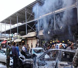 Car bomb kills three outside U.S. consulate in Iraq's Kurdish capital