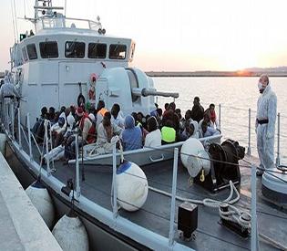 Dozens of migrants 'missing in new Mediterranean boat tragedy'
