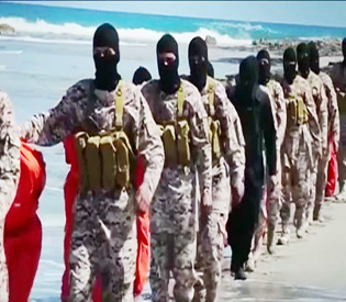 Islamic State execute 30 Ethiopians by firing squad and beheading
