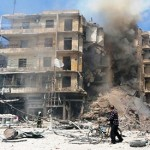 Mother, five children killed in Syria bombardment- monitor