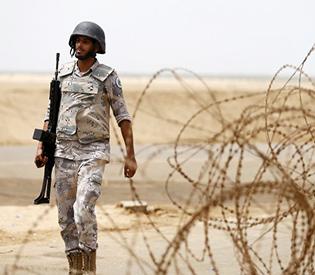 Saudi soldier killed in Yemen border clash