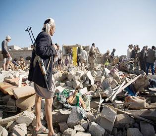 Saudi warplanes hit Yemen's Sanaa overnight, clashes in Mukalla- residents