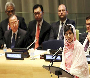 Ten jailed in Pakistan for involvement in attack on Malala