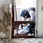UN envoys hear doctor's account of Syria chemical attack