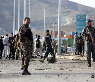 hromedia 15 killed in Afghan bombings, including attack on NATO convoy intl. news4