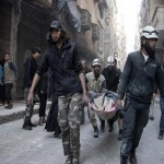 Assad air raids on Syrian market kill 40 civilians including women, children