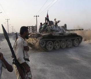 hromedia More fighting, air strikes in Yemen, civilian death toll exceeds 550 arab uprising3