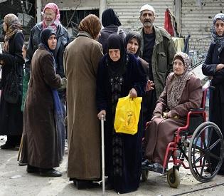 hromedia UN official State of Syrian refugee camp 'beyond inhumane' arab uprising3