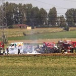 At least four killed in Spain military air crash