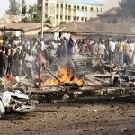 Girl suicide bomber kills seven in northeast Nigeria