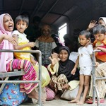 Over 500 Rohingya, Bangladeshis land on Indonesia shore